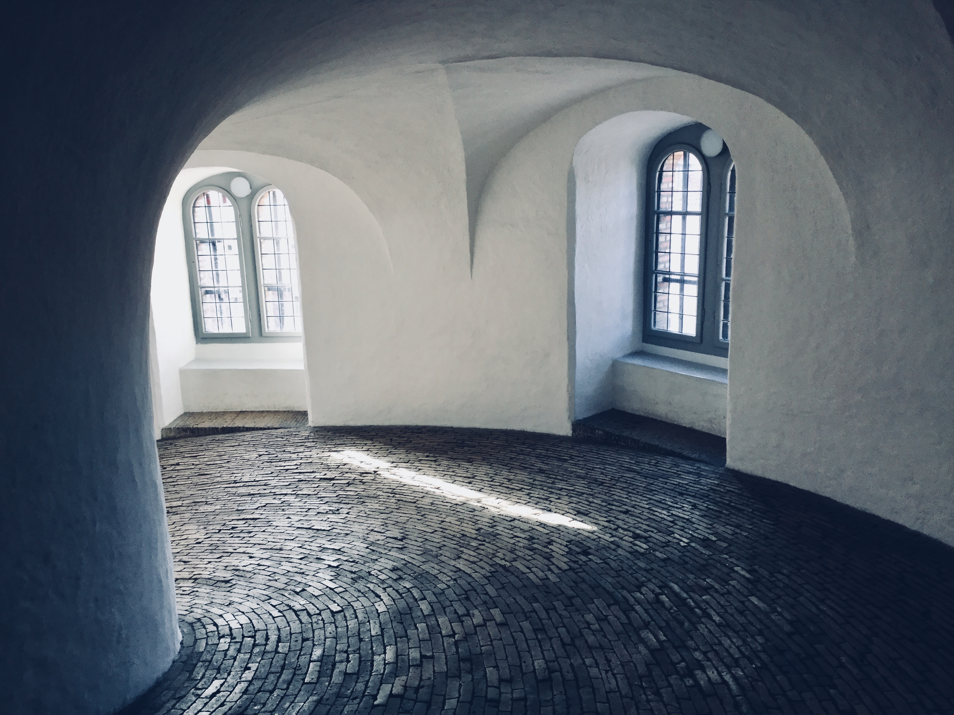 Mystery Hunt in the Round Tower